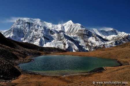 Ice Lake (Kicho Tso)